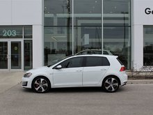 2015 Volkswagen Golf GTI Performance  Navi  Leather  Roof  No Accident