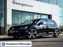 2016 Volkswagen Golf R TECHPCKG   MANUAL   CADIZ   CPO
