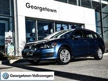 2017 Volkswagen GOLF SPORTWAGEN AWD   APPCONNECT   REARCAM   CPO