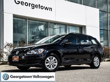 2015 Volkswagen Golf Sportwagon TRENDLINE   REARCAM   AUTO