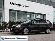 2014 Volkswagen Golf wagon WOLFSBURG   MANUAL   PANOROOF   KEYLESS   CPO