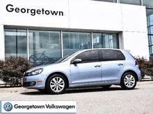 2012 Volkswagen Golf COMFORTLINE   MANUAL   TDI   TINT   CPO