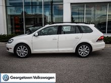 2013 Volkswagen Golf WAGON   HIGHLINE   AUTO   PANOROOF   CPO