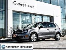 2013 Volkswagen Golf TDI   LOWKMS   ALLOYS   DSG   CPO
