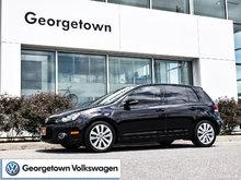 2013 Volkswagen Golf WOLFSBURG   ROOF   SPORT   TINT   ALLOYS   CPO