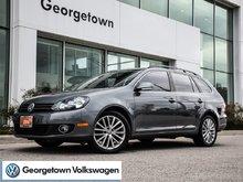 2014 Volkswagen Golf WAGON   WOLFSBURG   NAV   PANOROOF   TDI   CPO