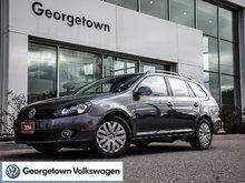 2014 Volkswagen Golf WAGON   TDI   BLUETOOTH   AUTO   CPO