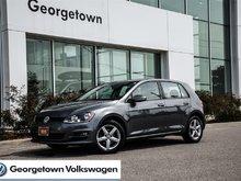2015 Volkswagen Golf TRENDLINE   TDI   AUTO   LOWKMS
