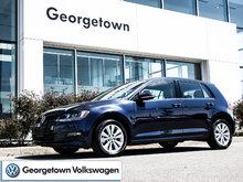 2015 Volkswagen Golf COMFORTLINE   MANUAL   LIGHTS   PREMAUDIO   CPO