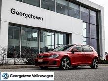 2015 Volkswagen GTI AUTOBAHN   DSG   LEATHER   CPO