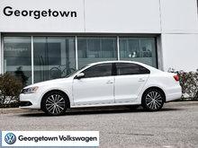 2014 Volkswagen Jetta Sedan HIGHLINE   ROOF   AUTO   LEATHER   ALLOYS   CPO