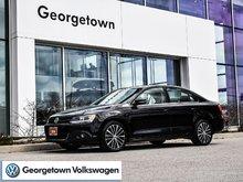 2014 Volkswagen Jetta HIGHLINE   TDI   LOWKMS   MANUAL   CPO