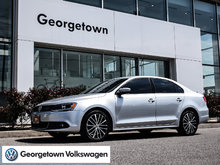 2014 Volkswagen Jetta HIGHLINE   MANUAL   REARCAM   SUNROOF   ALLOYS