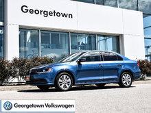 2015 Volkswagen Jetta TRENDLINE PLUS   ROOF   REARCAM   BLUETOOTH   CPO