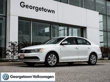 2015 Volkswagen Jetta TRENDLINE PLUS   SUNROOF     REARCAM   CPO