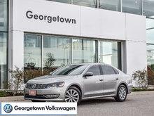 2013 Volkswagen Passat HIGHLINE   ROOF   ALLOYS   NAV   BLUETOOTH   CPO
