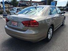 2015 Volkswagen Passat Trendline Low KM CPO No Accident