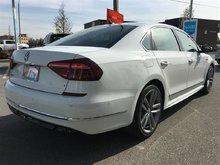 2017 Volkswagen Passat Highline   R-LINE     NAVI   LEATHER