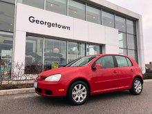 2007 Volkswagen Rabbit MANUAL   LOWKMS   ALLOYS   SUNROOF   HEATEDSEATS