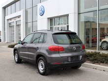 2012 Volkswagen Tiguan Comfortline  No Accident  Leather  Roof  Alloys