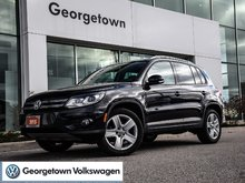 2015 Volkswagen Tiguan FULLY LOADED   TECH   APPEARANCE   AWD   CPO