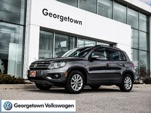 2015 Volkswagen Tiguan COMFORTLINE   PANOROOF   CLEAN   LOWKMS   CPO