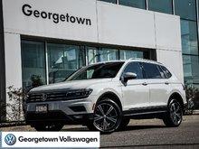 2018 Volkswagen Tiguan HIGHLINE   REMOTESTART   DRIVERASSIST
