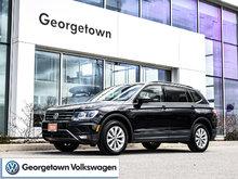 2018 Volkswagen Tiguan TRENDLINE   AWD   LOWKMS   CPO