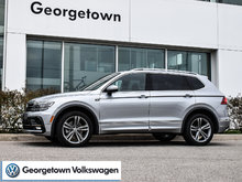 2019 Volkswagen Tiguan HIGHLINE   PANOROOF   LEATHER   AWD