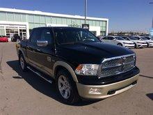 2012 Dodge RAM 1500 Laramie Longhorn Crew Cab 4WD