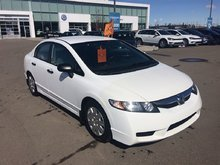 2009 Honda Civic Sedan DX at