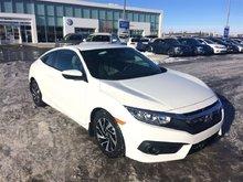2016 Honda Civic Coupe LX CVT HS