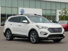 2016 Hyundai Santa Fe XL AWD Limited 6p w/ Saddle Int.
