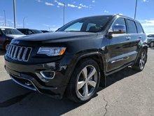 2015 Jeep Grand Cherokee OVERLAND 35,000KMS!!