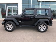 2010 Jeep Wrangler Sport 2D Utility 4WD Removable Hard Top