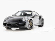 2019 Porsche 911 Turbo S Coupe PDK