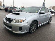 2013 Subaru WRX 5Dr 5sp
