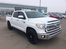 2015 Toyota Tundra 4x4 CrewMax Platinum 5.7 6A