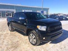2016 Toyota Tundra 4x4 CrewMax Platinum 5.7 6A