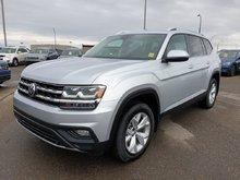2018 Volkswagen Atlas Comfortline Comfortline 7 Seats