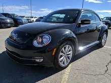 2013 Volkswagen BEETLE HIGHLINE 2.0 TDI