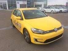 2018 Volkswagen E-Golf 5-Dr Comfortline