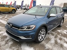 2018 Volkswagen GOLF ALLTRACK Alltrack 1.8T DSG 6sp at w/Tip 4MOTION
