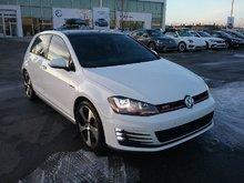 2016 Volkswagen Golf GTI 5-Dr 2.0T Performance 6sp DSG at w/Tip