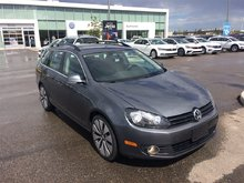 2013 Volkswagen Golf wagon Sportline Special Edition at