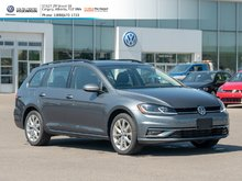 2018 Volkswagen Golf Sportwagen 1.8T Cmfrtline DSG 6sp at w/Tip 4MOTION