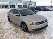 2014 Volkswagen Jetta Highline 1.8T 6sp at w/Tip