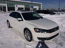 2012 Volkswagen Passat Comfortline 2.5 6sp at w/ Tip