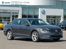 2014 Volkswagen Passat Highline 2.0 TDI 6sp DSG at w/ Tip