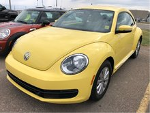2014 Volkswagen The Beetle Comfortline 2.0 TDI 6sp